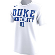 Nike Men's Duke Blue Devils 'Mentality' Bench Legend T-Shirt
