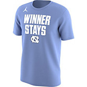 Jordan Men's North Carolina Tar Heels Carolina Blue 'Winner Stays' Selection T-Shirt