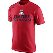 Nike Men's Arizona Wildcats Cardinal Basketball T-Shirt