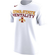 Nike Men's Iowa State Cyclones 'Mentality' Bench Legend T-Shirt