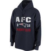 Nike Men's AFC Champions New England Patriots Legend Performance Navy Hoodie