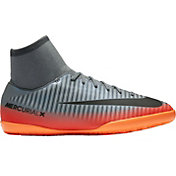 Nike Kids' MercurialX Victory VI CR7 Dynamic Fit Indoor Soccer Shoes