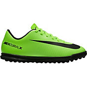Nike Kids' Mercurial Vortex III TF Soccer Cleats