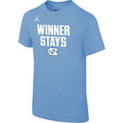Jordan Youth North Carolina Tar Heels Carolina Blue 'Winner Stays' Selection T-Shirt