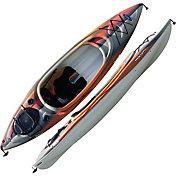 Orange fishing kayaks dick 39 s sporting goods for Dicks fishing kayak