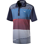 PUMA Boys' Levels Golf Polo