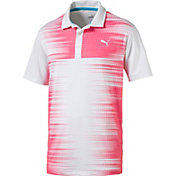 PUMA Men's Frequency Golf Polo