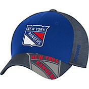 Reebok Men's New York Rangers Structured Flex Hat