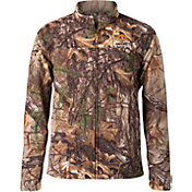 ScentLok Men's Vortex Windproof Fleece Hunting Jacket