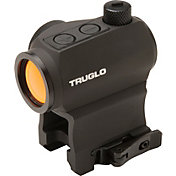 Truglo Tru-Tec 20mm Red Dot Sight Package – QD Mount