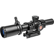Truglo Tru-Brite 30 Series 1-4x24mm Rifle Scope