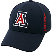 Top of the World Men's Arizona Wildcats Navy Booster Plus 1Fit Flex Hat