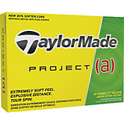 TaylorMade Project (a) Yellow Golf Balls