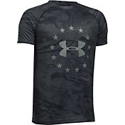 Under Armour Boys' Freedom Reaper Tech T-Shirt
