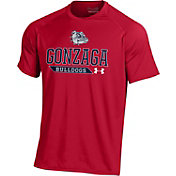 Under Armour Men's Gonzaga Bulldogs Red Performance Tech T-Shirt