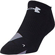 Under Armour Men's Run Selective No Show Socks