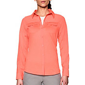 Under Armour Women's Tide Chaser Hybrid Long Sleeve Shirt