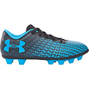 Under Armour Kids' CF Force 3.0 FG-R Soccer Cleats