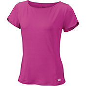 Wilson Women's Star Crossover Tennis Top