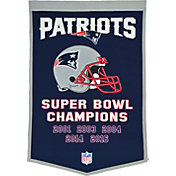 Super Bowl LI Champions New England Patriots Dynasty Banner