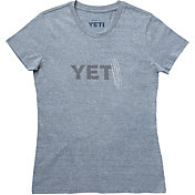 YETI Women's Swipe Stripe T-Shirt