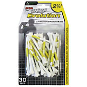 "Pride Sports 2.75"" Evolution Golf Tees – 30-Pack"