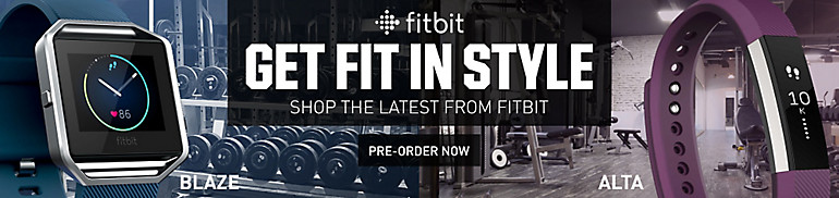 New From Fitbit