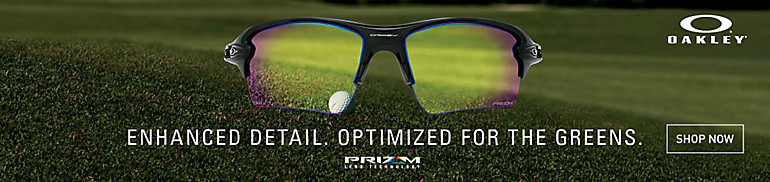 Oakley Prizm Golf