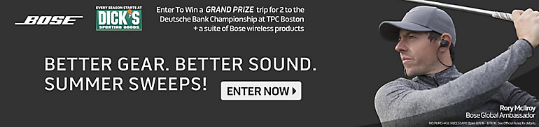 Bose Sweepstakes