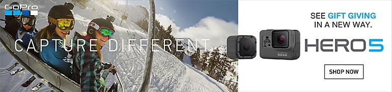 GoPro HERO5 Cameras