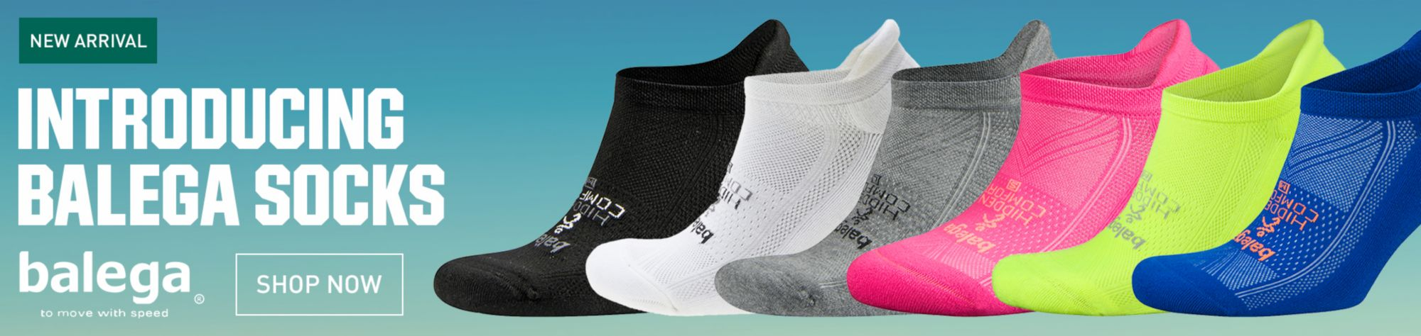 Introducing Balega Socks