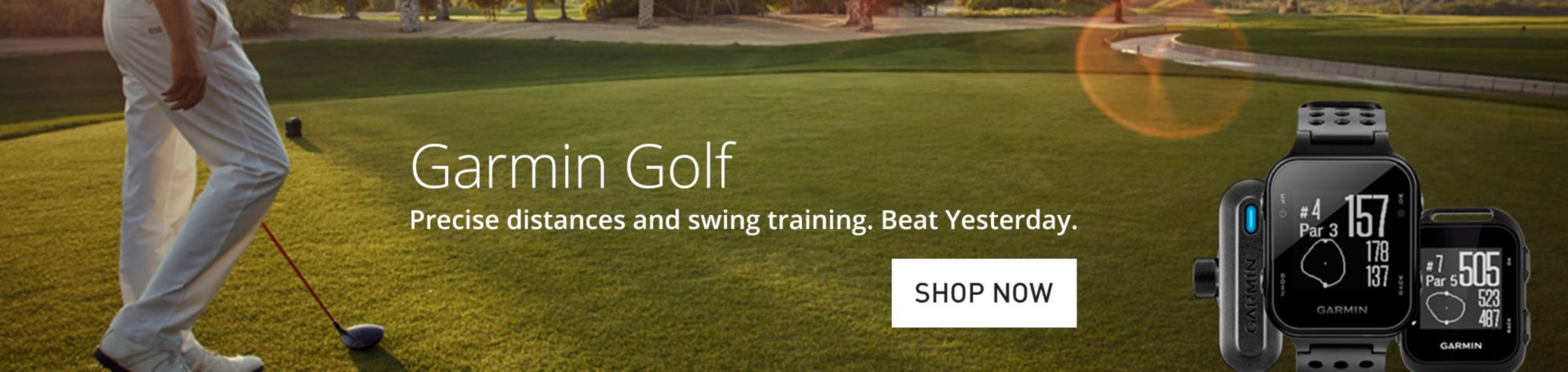 Shop Garmin Golf