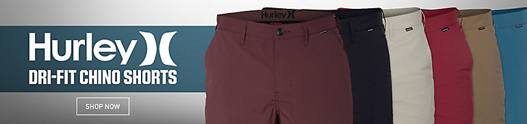 Hurley Men's Dri-FIT Chino Shorts