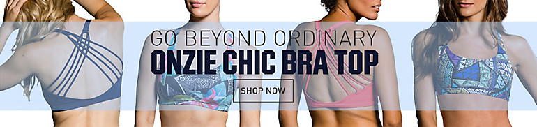 Onzie Women's Chic Bra Top