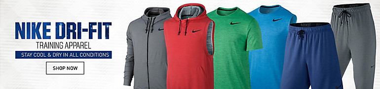 Nike Dri-Fit Training Apparel