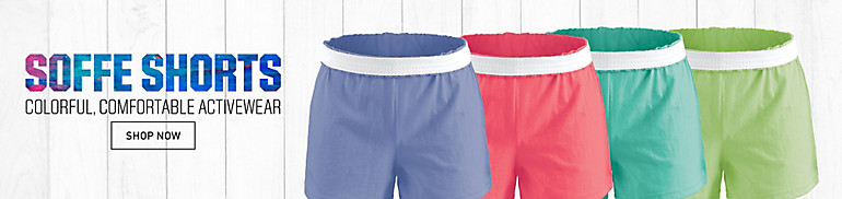 Women's Soffe Cheer Shorts