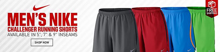 Nike Men's Challenger Running Shorts