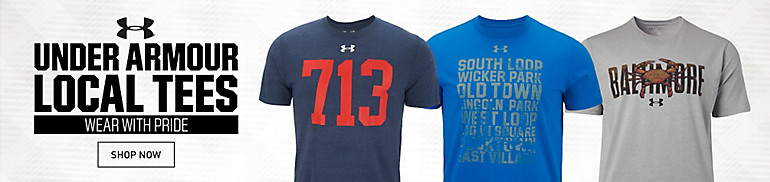 Under Armour Local Tees Collection