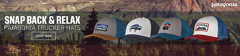 Patagonia Men's Trucker Hats