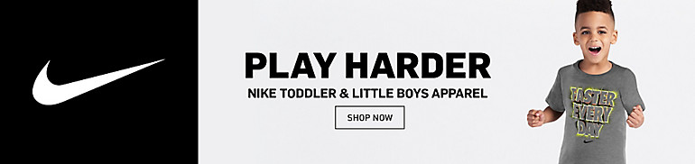 Nike Toddler and Little Boys' Apparel