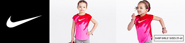 Nike Toddler and Little Girls' Apparel