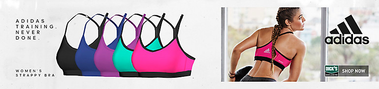 adidas Women's Strappy Sports Bra