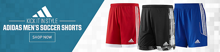 Adidas Men's Soccer Shorts