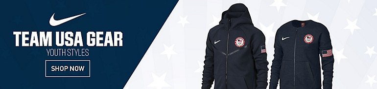 Youth Nike Team USA Apparel