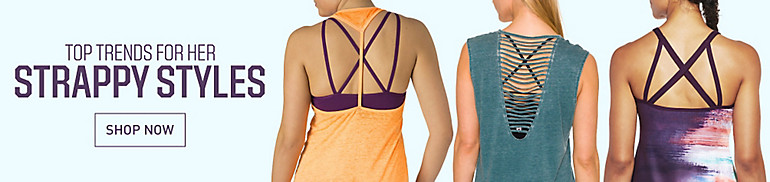 We've Got Your Back: Strappy Styles