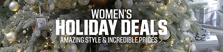 Women's Apparel Deals