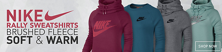 Women's Nike Rally Sweatshirts