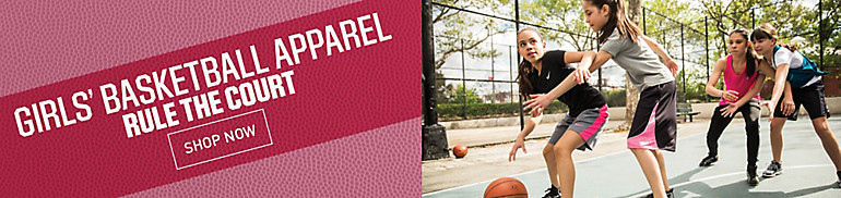 Girls' Basketball Apparel