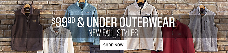 $99.99 and Under Outerwear