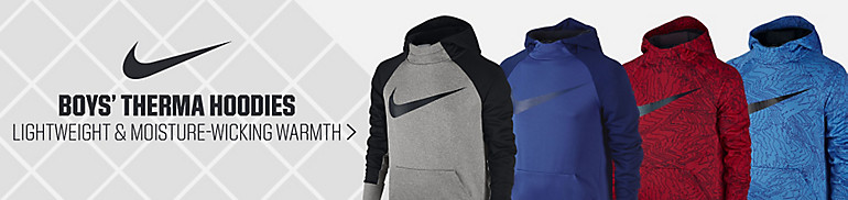 Nike Boys' Therma Hoodies